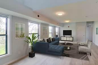 Living Room, Whitlock Mills, 0