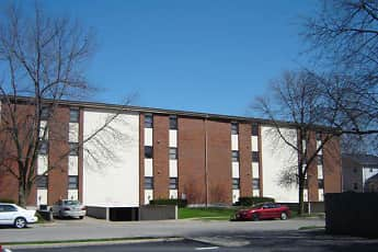 Building, Royal Heights Apartments, 1