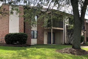 Building, Fox Hill Apartments, 1