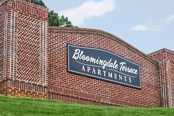 Community Signage, Bloomingdale Terrace, 2