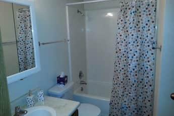 Bathroom, The Meadows Apartments, 2