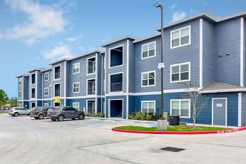 Building, Azul Apartments, 0