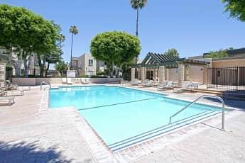 Pool, Regency Plaza Apartments, 0