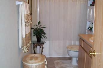 Bathroom, Hawk's Ridge Apartments, 2
