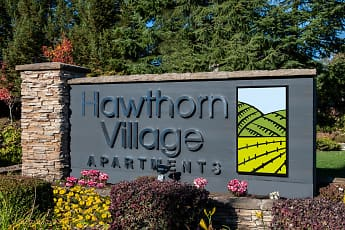 Community Signage, Hawthorn Village, 2