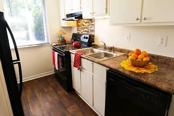 Kitchen, Sierra Village, 0