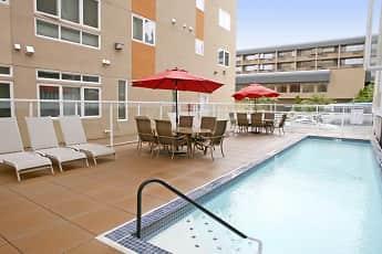 Pool, Met245 Apartments, 0