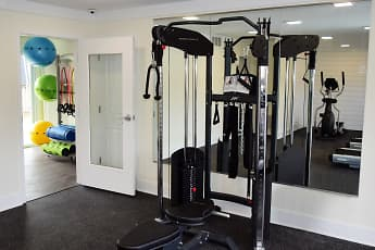Fitness Weight Room, Chalet Gardens, 2