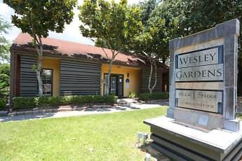 Community Signage, Wesley Gardens, 0