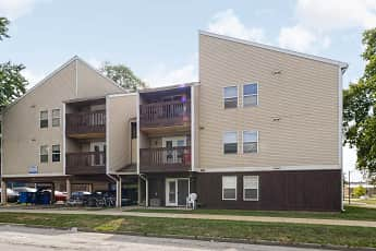 Building, Pfeffer Apartments, 0