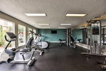 Fitness Weight Room, Torino Villas, 2