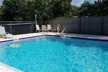 Pool, Woodland Run East Apartments, 0