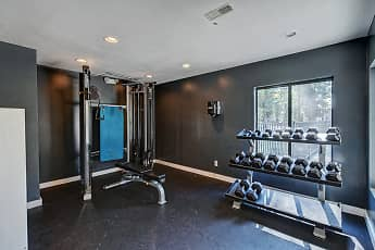 Fitness Weight Room, Southgate, 1