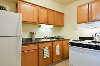 Kitchen, Creekside, 1