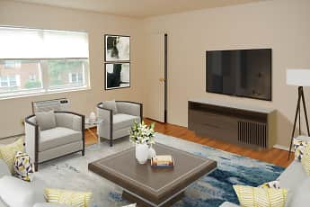 Living Room, Village Green Apartment Homes, 0