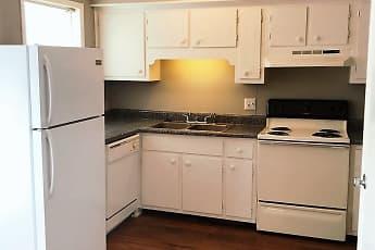 Kitchen, Liberty Landing, 1