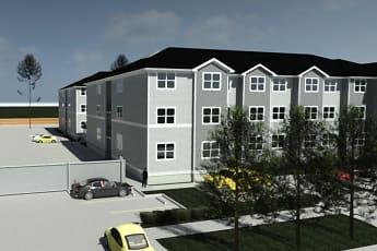 Building, Avenue M, 0