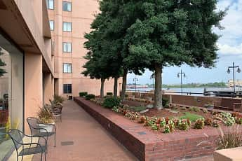 Building, Harbor Tower Apartments, 1