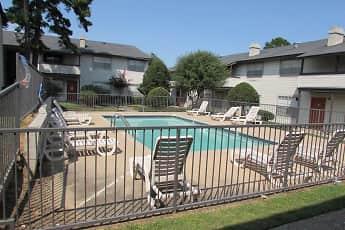 Pool, Fairfield Apartments, 1