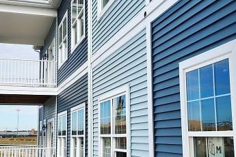 Building, Oceans East Luxury Apartment Homes, 2