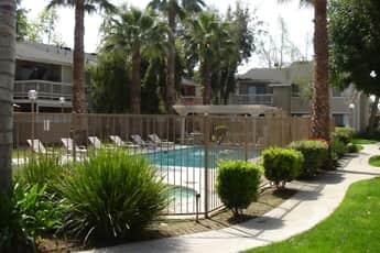 Pool, Arborgate Apartments, 2
