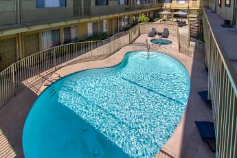 Pool, University Commons at Northridge, 0