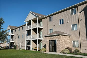Building, West Lake Apartments, 0