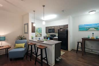 Dining Room, Eagle Landing Apartments, 0