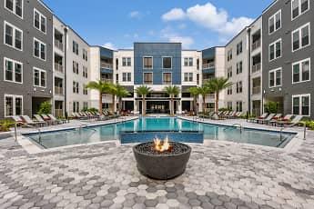 Pool, Coda Apartments, 0