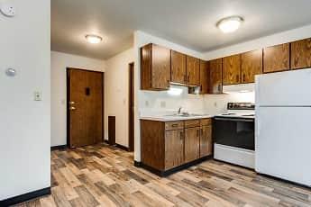 Kitchen, Summerset Apartments, 0