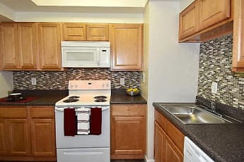 Kitchen, Lighthouse At Twin Lakes Apartment Homes, 1