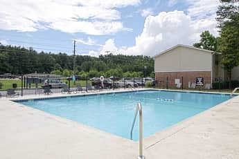 Pool, KRC Foxfire Apartments, 0