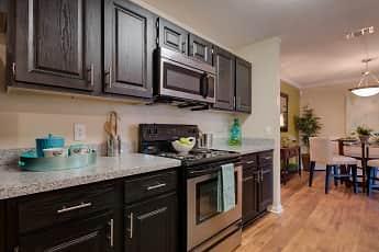 Kitchen, 150 Summit, 1