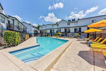 Pool, Emerson Apartments, 0