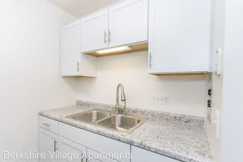 Kitchen, Berkshire Village Apartments, 1