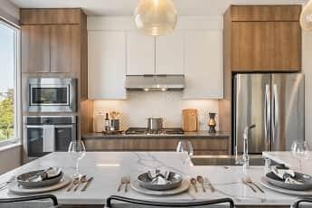 Kitchen, DoMUS Apartments, 0
