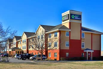 Building, Furnished Studio - Oklahoma City - Airport, 0