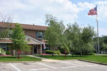 Building, Westover Village Apartments, 2