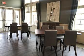 Dining Room, The Villas of Castleton, 2