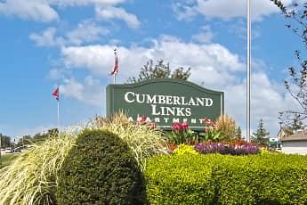 Community Signage, Cumberland Links, 2