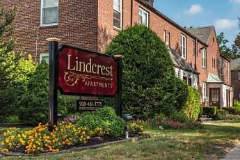 Community Signage, Lindcrest Apartments, 0