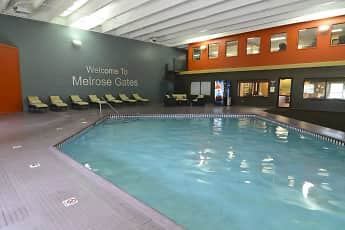 Pool, Melrose Gates Apartments, 0