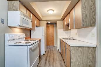 Kitchen, Antastafae at Shaker Heights, 1