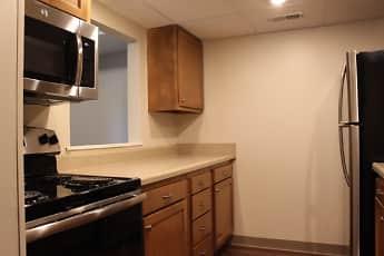Kitchen, Trenton Square Apts, 0