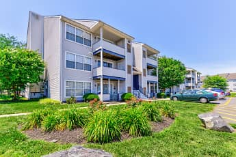 Building, Woodmill Apartments, 1