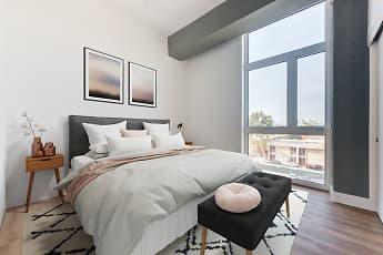 Bedroom, 2231 S. Western, 0