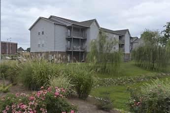 Building, Brookstone Apartments, 0