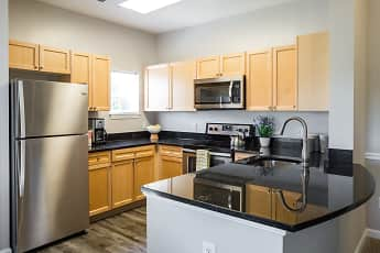Kitchen, The Ridge Apartments, 0