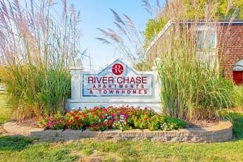 Community Signage, River Chase, 0