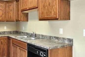Kitchen, Mirada Manor Apartments, 0
